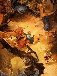 Alice in Wonderland CG Award
