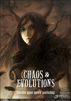 DVD Tutorial : Chaos & Evolutions, Blender Institute