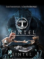 Sintel , movie Art-direction