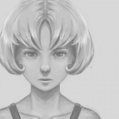 Tutorial : Getting started with Krita (1/3) b&w portrait