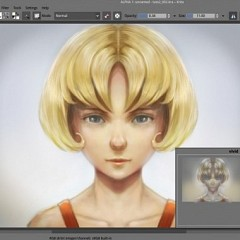 Tutorial : Getting started with Krita (2/3) colorize