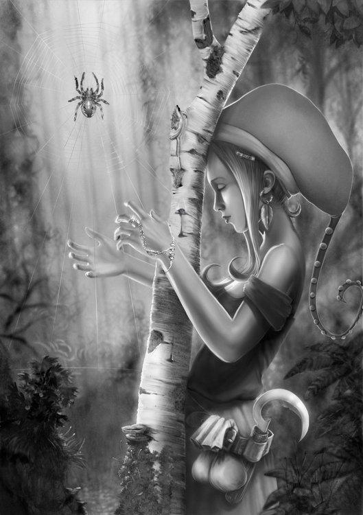 05 spiderharp