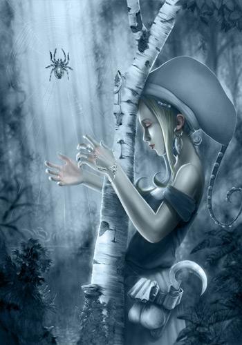 07 spiderharp