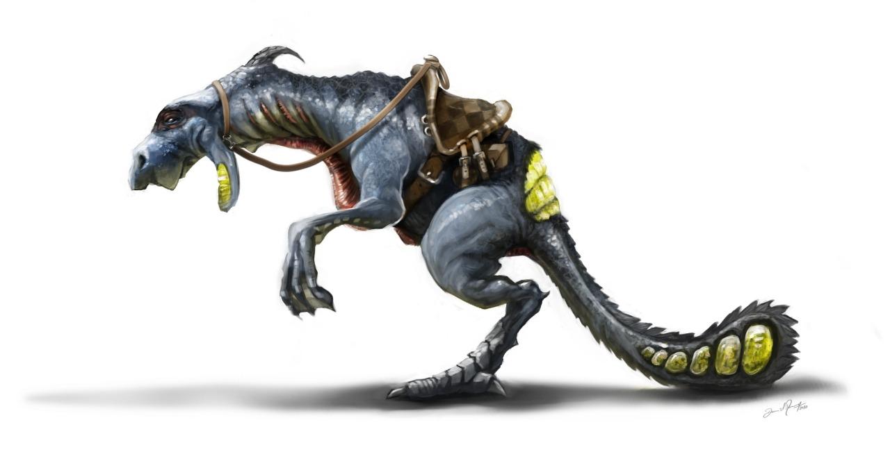 2 creature design