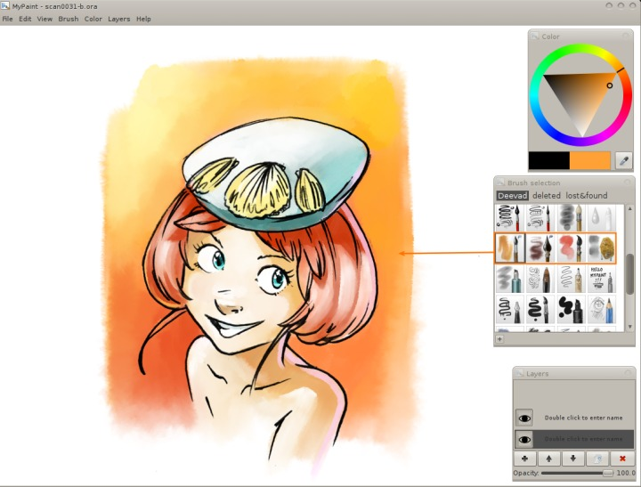 mypaint deevad v4 brushkit exemple 05