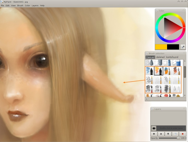 mypaint deevad v4 brushkit exemple 06