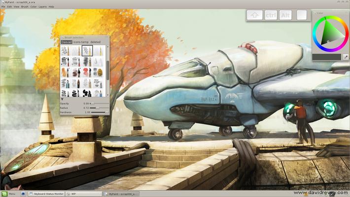 Blend and Paint screenshot05 net