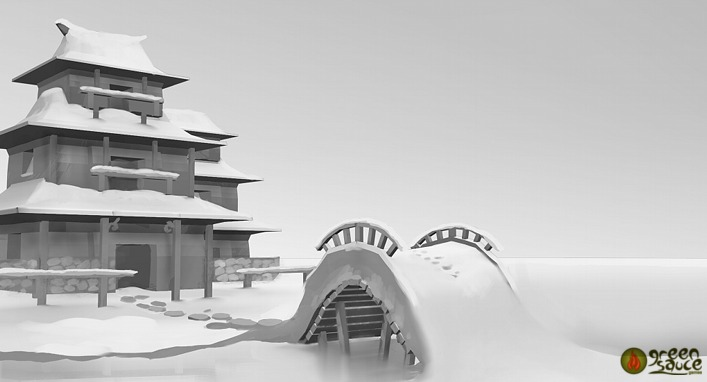 dream of a geisha wip3 screens