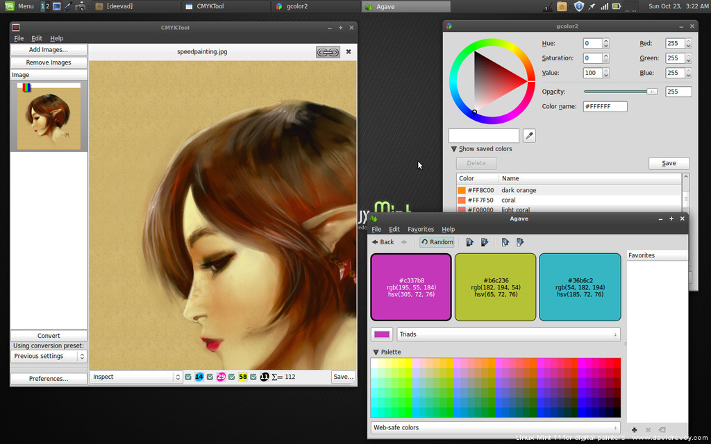 digital painting software