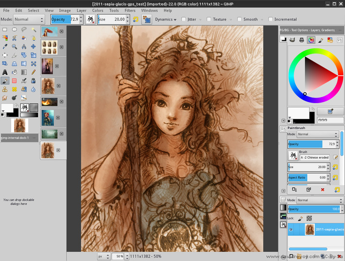Make Photo Look Like Painting Software