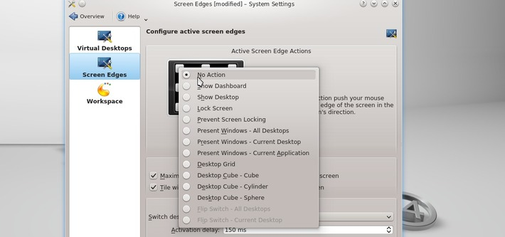 Linux Mint 14 KDE full setup for digital painting - David Revoy