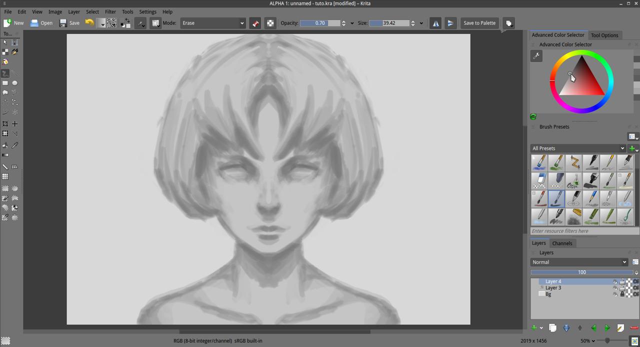 Facial sketch program Phone...why?
