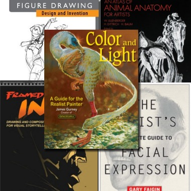 Books I recommend - David Revoy