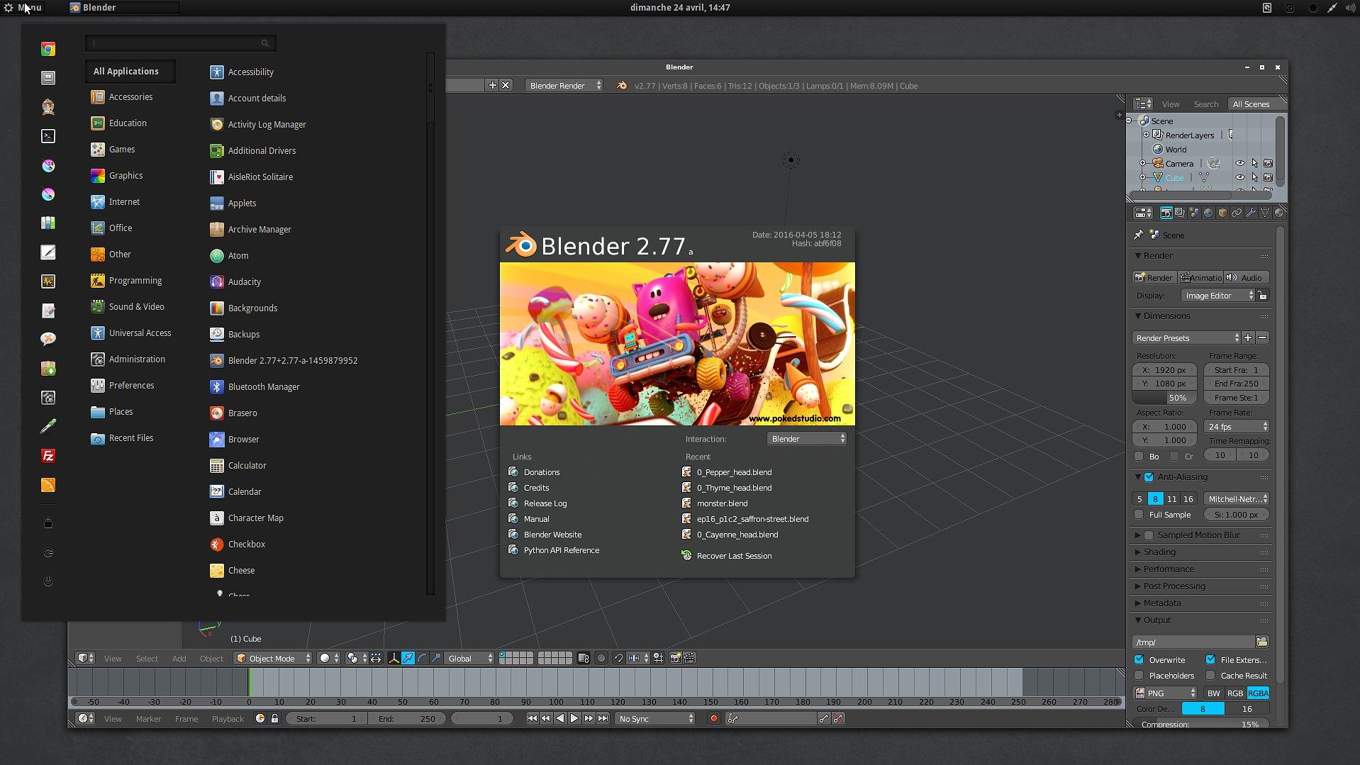 Ubuntu 16 04 for my digital painting workstation - David Revoy