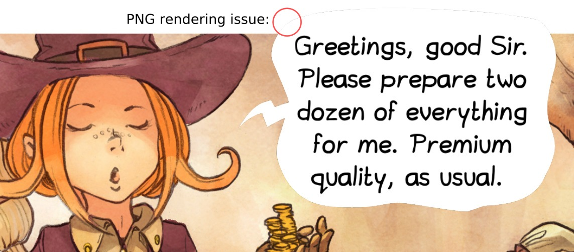 The difficulties of doing an open comicbook project for