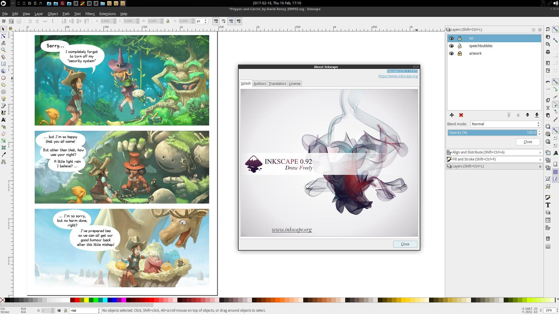 Inkscape For Macheavenlyboard