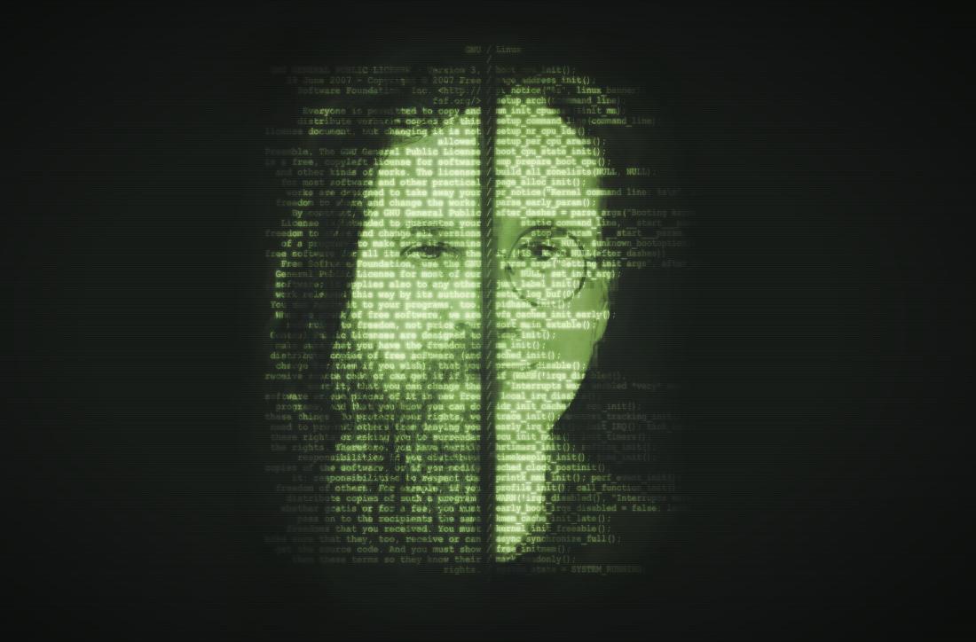 Stallman/Linus