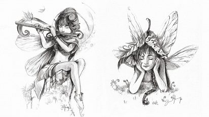 Fairies studies