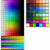 Palettes for Gimp , Mypaint or Krita