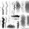 Gimp 2.6 Brush Kit for Chaos&Evolutions
