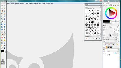 Installing Gimp-painter on Windows