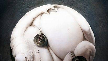 Yin and Yang of world hunger