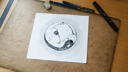 Yin Yang of World Hunger , the making of