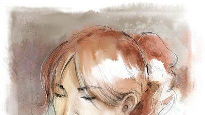 Mypaint watercolors