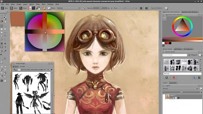 Guide : Krita 2.4 new features