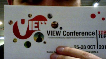 2 first day at Viewconference 2011