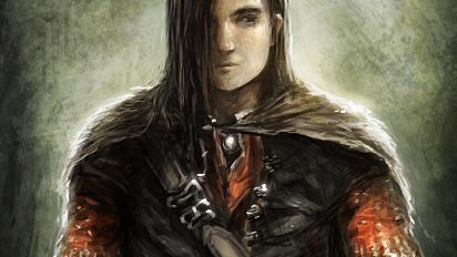 Wikipedia contribution fan-art : Boromir - Lotr