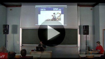 [FR] Krita 2.6 video de presentation