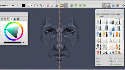 Guide : Mypaint 1.1 new features
