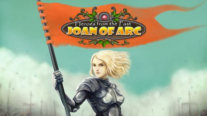 Joan of Arc, Heroes of the past