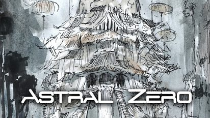 Astral-0 comic project