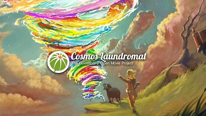 Cosmos Landromat open-movie