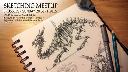 Sketching Meetup