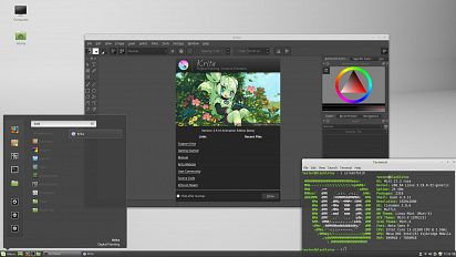The Krita ppa for Ubuntu, Linux Mint and Elementary OS