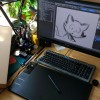 Setup Huion Giano WH1409 tablet on Linux M...