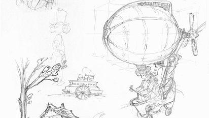 Sketch between episode 7 and 8