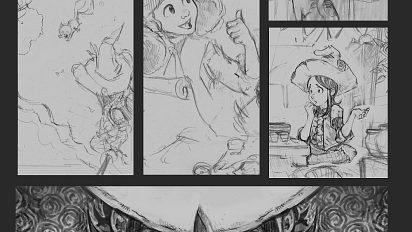 Sketch for episode 8