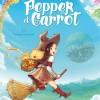 Pepper&Carrot derivation: first book print...