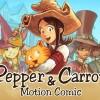 Pepper&Carrot derivation: a Motion Comic v...