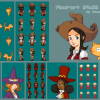 Pepper&Carrot Fan-pixel-art asset by Diamo...