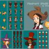 Pepper&Carrot Fan-pixel-art asset by Diamo...