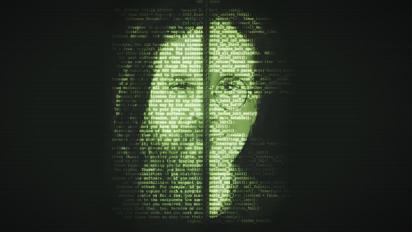 GNU/Linux - portrait