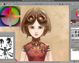Guide: Krita 2.4 new features