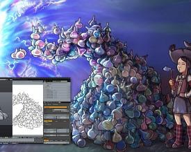 Tons of potions, part.1 : 3D