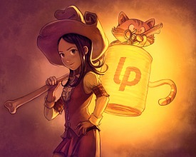 Pepper&Carrot is now on Liberapay