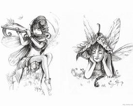Fairies studies